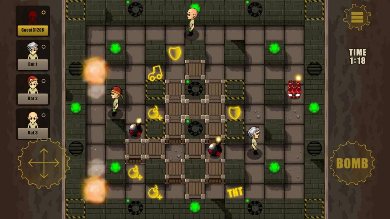 Dynablaster - screenshot 5
