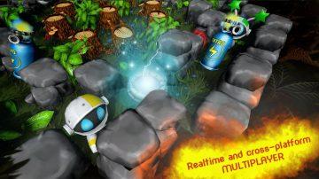 Dynablaster Screenshot Multiplayer