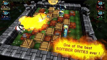 Dynablaster Screenshot The best bomber game ever - garden