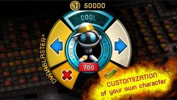 Dynablaster in game Screenshot customization